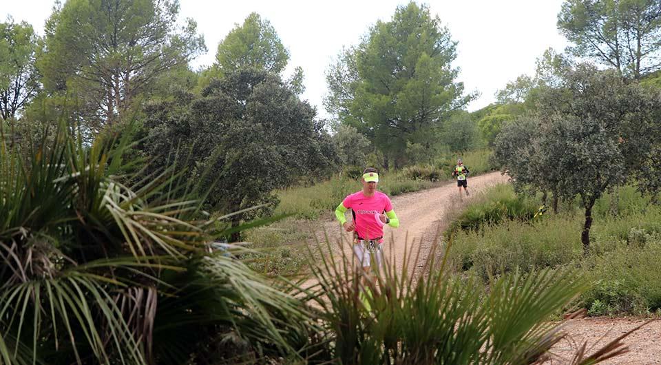 Palmital Posadas Trail